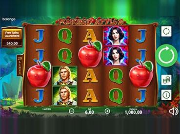 игровые автоматы с яблоками